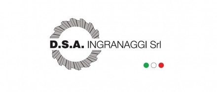 ° Made in Italy ° since 1988 - D.s.a. Ingranaggi Srl